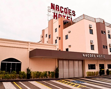Hotel em Presidente Prudente