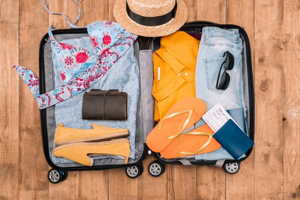 Dicas para otimizar a bagagem