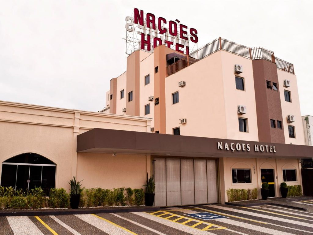 Hotel Nações para viagens de fim de ano